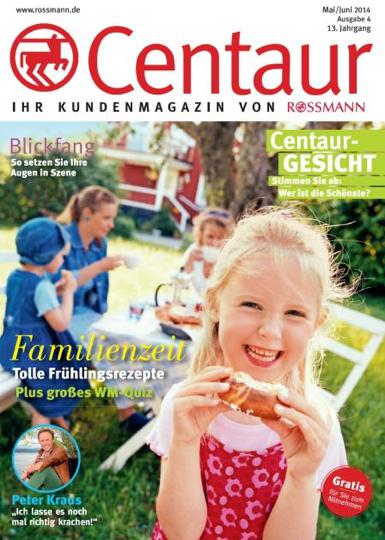 Centaur Magazin
