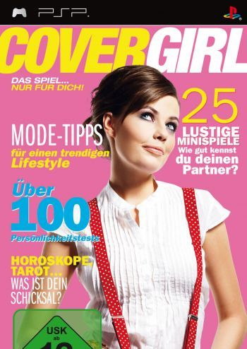 Covergirl - Games Localization Editor
