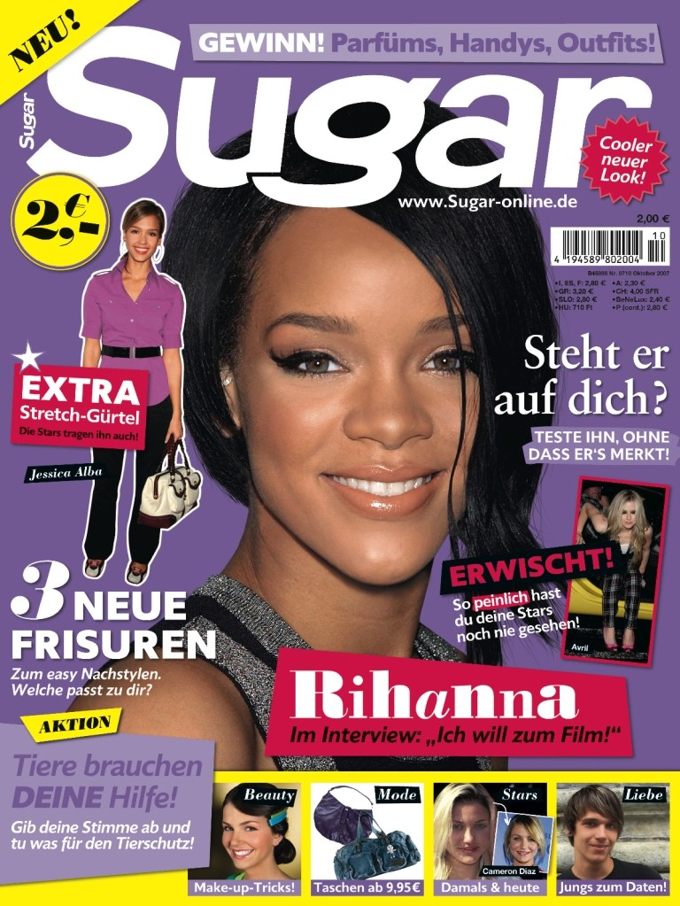 Sugar Magazin