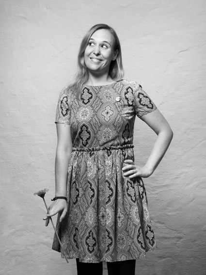 Charoline Bauer - Texterin, Autorin, Localization Editor EN/DE