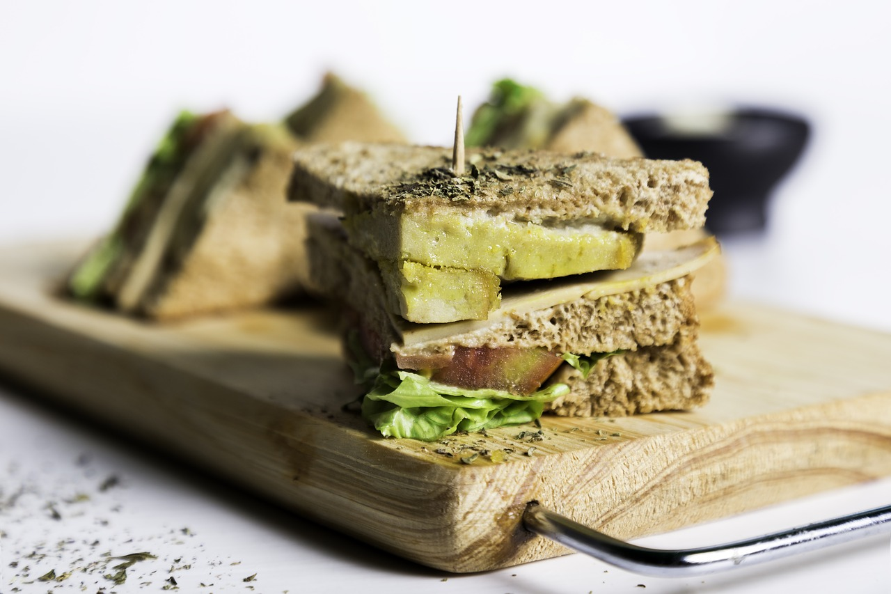 Food Kolumne von Autorin und Redakteurin Charoline Bauer